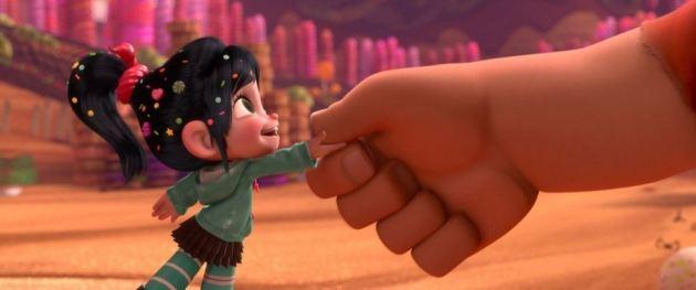 Wreck It Ralph Animation