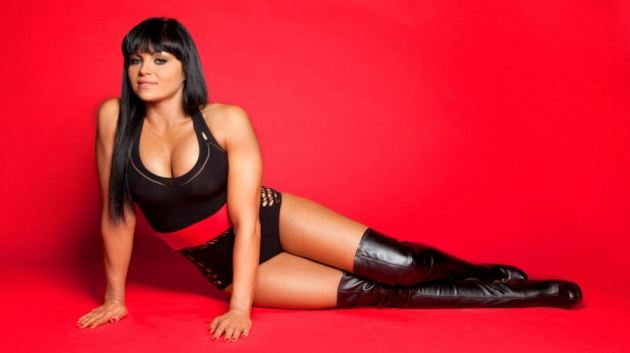 Wwe Diva Aksana Hot