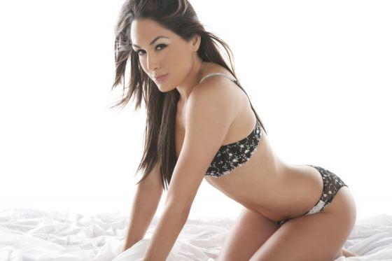 Wwe Divas Brie Bella Hot