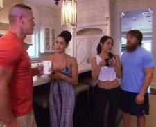 Wwe John Cena Dating Bella Twins Divas