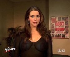 Wwe Stephanie Mcmahon Big Tits Fakes