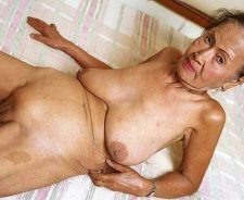 Year old naked granny