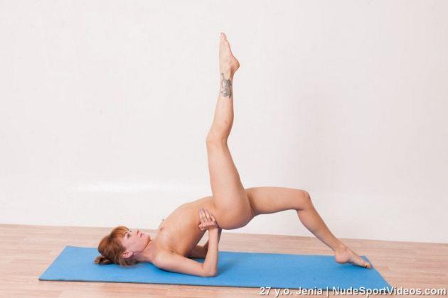 Yoga Bare Porn Clips