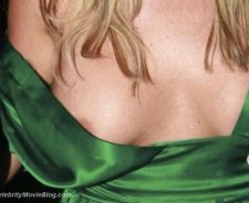 Young Britney Spears Nip Slip