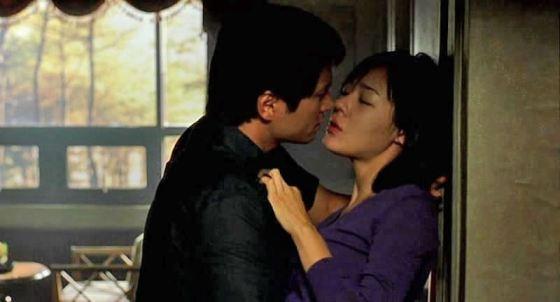 Yunjin Kim Sex Scene