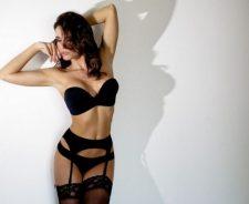 tube7 Hot Lingerie Sexy Model