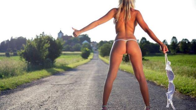 tube9 Girl naked big ass bikini in public